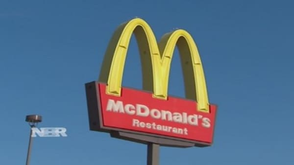 Global Rivals: McDonalds vs. Yum Brands