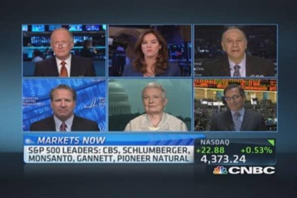 Closing Bell Exchange: Bull market patterns