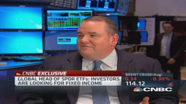 Jim Ross: Investors looking for fixed income
