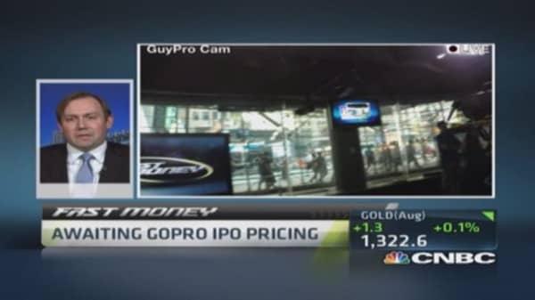 GoPro's strategic value to Youtube: Pro