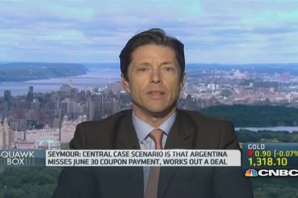 Why default isn't Argentina's biggest risk