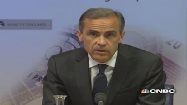 BoE unveils mortgage 'affordability test': Carney