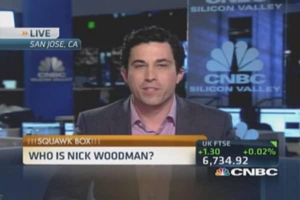 Snapshot of GoPro's Nick Woodman