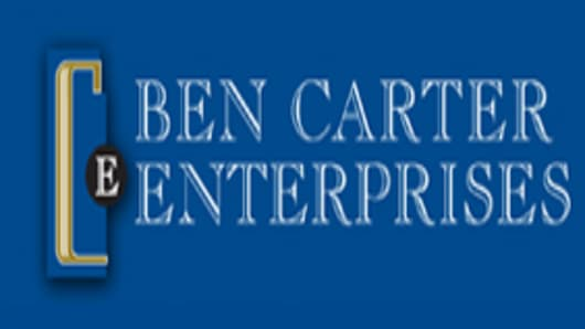 Ben Carter Enterprises logo