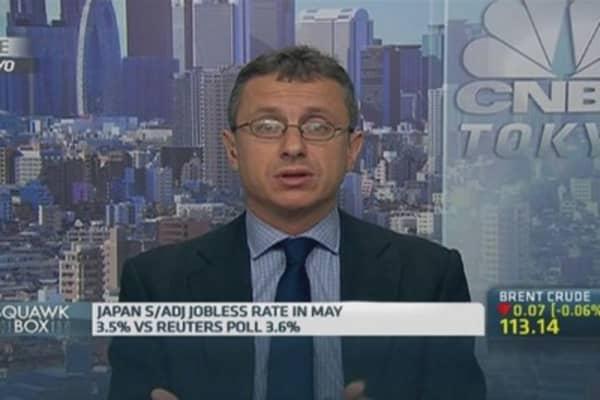 Is Japan seeing 'good inflation'?