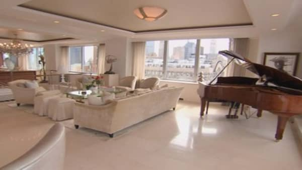 What a $118 million penthouse looks like