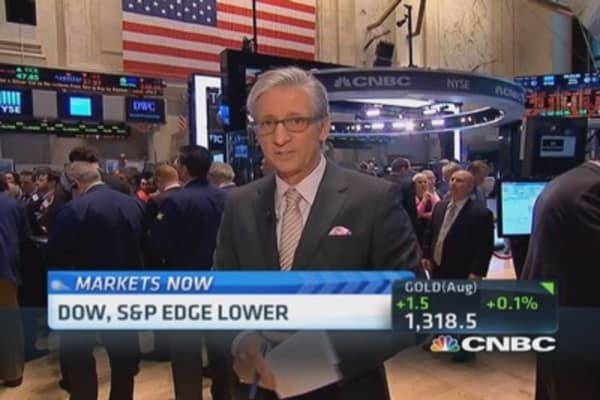 Pisani's market open: IPOs & Russell reconstitution