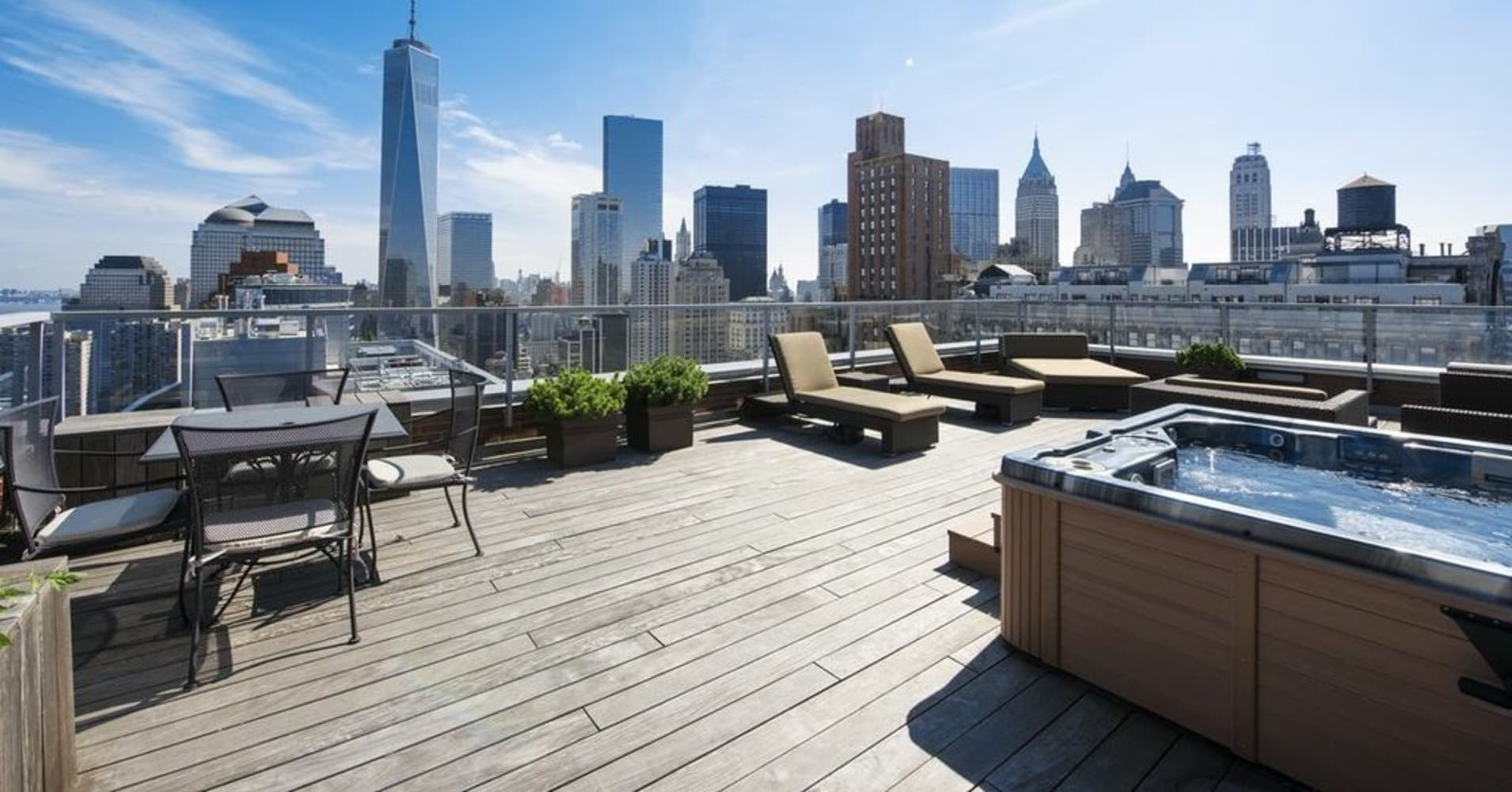 Nyc S 118m Penthouse A Look Inside