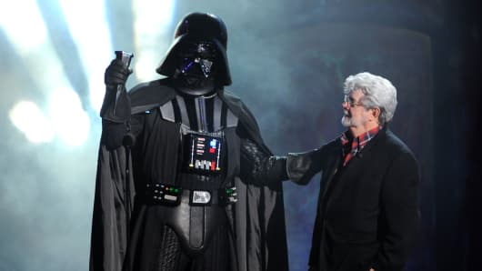George Lucas plans to open a museum in Chicago that focuses on storytelling.