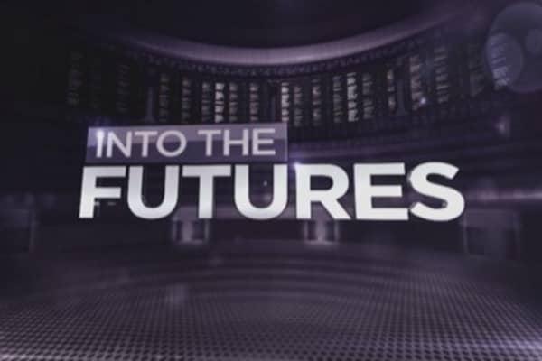 Into the futures: Big jobs report ahead