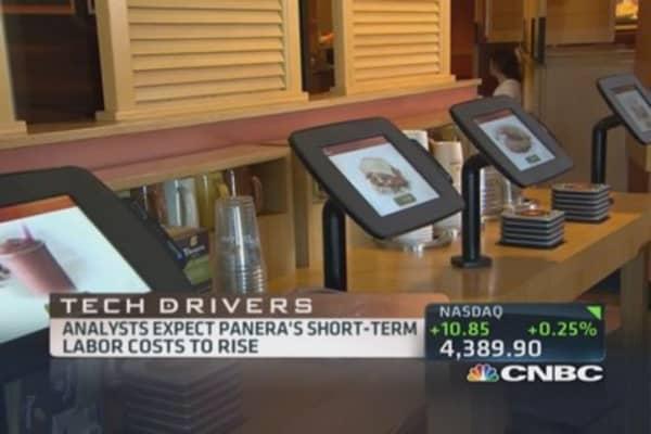 Panera 2.0 begins rollout