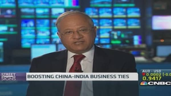 How can India, China win in each other's market?