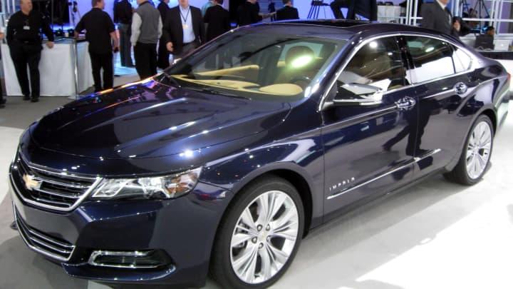 Superior 2014 Chevy Impala