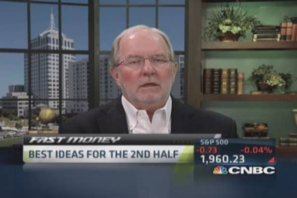 Gartman's 2nd half play: Buy food stocks