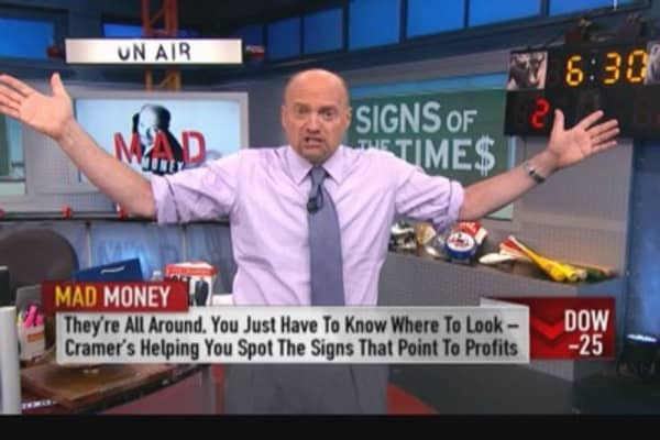 Q2 a microcosm of 2014: Cramer