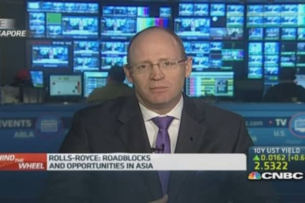 Rolls-Royce: Cambodia is an 'important market'