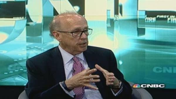 Stephen Roach on China-US relationship, economies