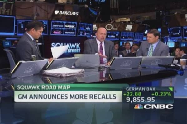 Cramer: Recall fatigue