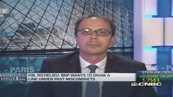 'Heavy penalty' for BNP Paribas: Pro