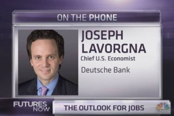 Joe LaVorgna: Jobs will show economy is strong