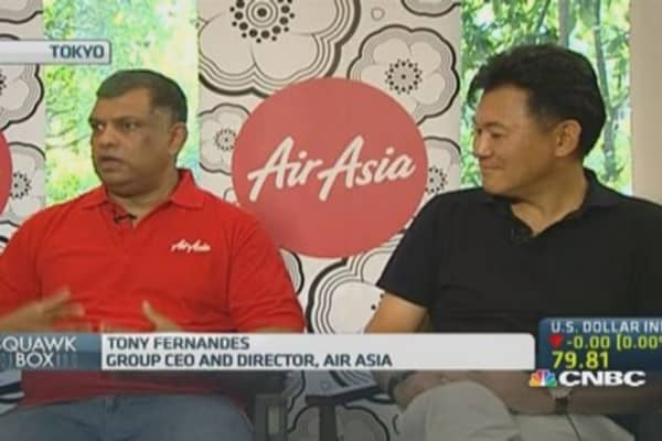 AirAsia, Rakuten to launch budget airline in Japan
