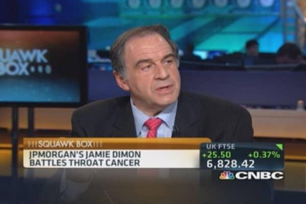 JPMorgan's succession plans