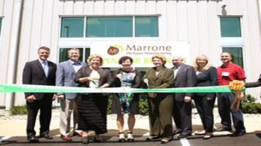 Marrone Bio Innovations Celebrates Ribbon Cutting