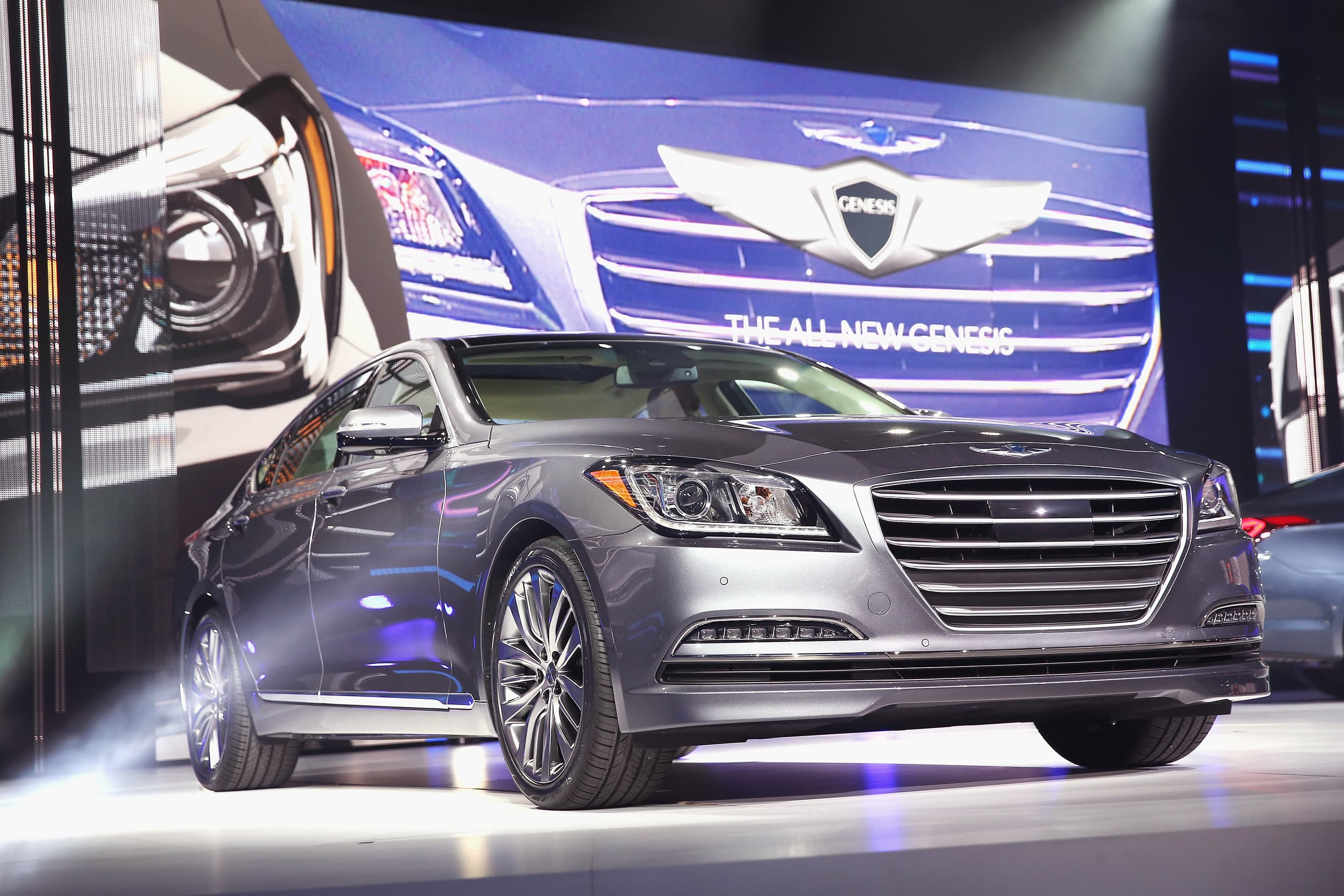 South Koreas Genesis Tops Auto Ratings Unknown To Us Car Buyers