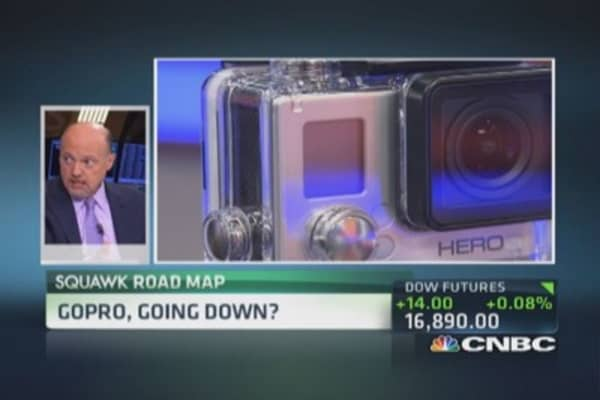 Cramer: GoPro more than one product