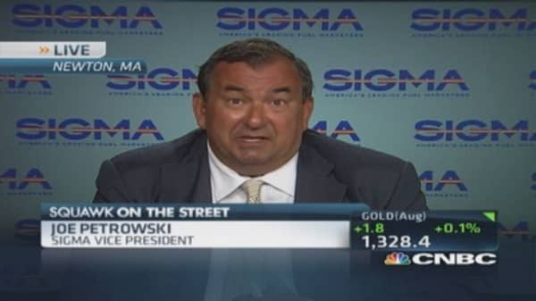 Fmr. Gulf Oil CEO: Fully support exporting crude