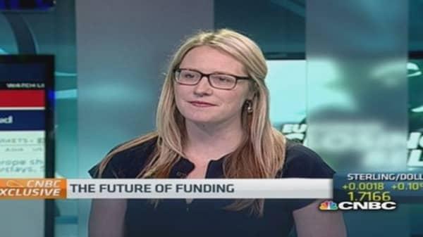 Crowdfunding 'mitigates risk': Indiegogo