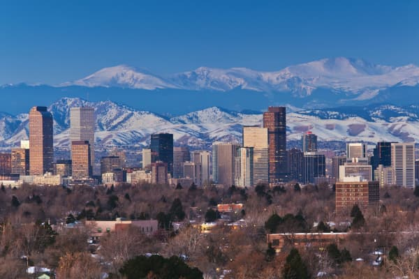 Denver, Colorado.