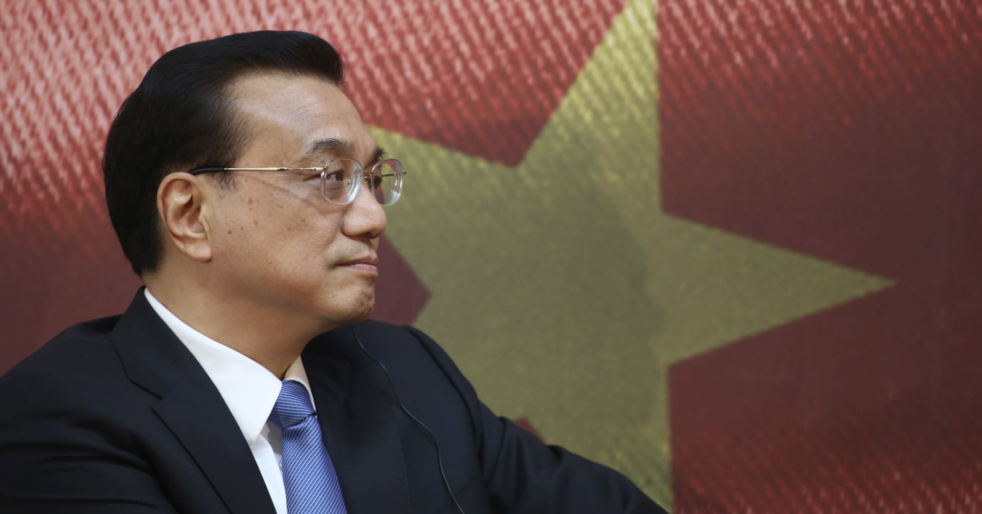 Chinese premier: Our economy faces 'new, downward pressure'