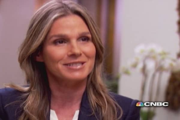 CNBC Meets Aerin Lauder, part one