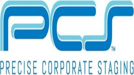 Precise Corporate Staging logo