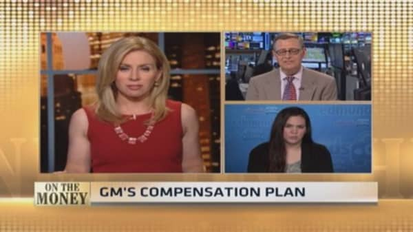 GM's damage control