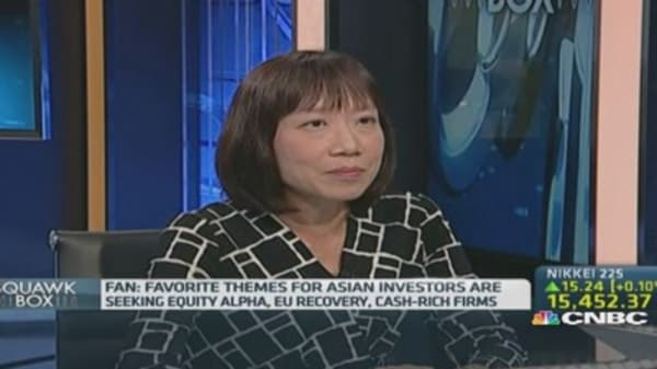 What will drive earnings in Asia?