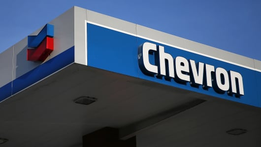 Chevron 3rd-qtr profit soars 52 percent on higher oil, natgas prices