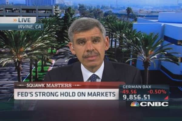 Two critical issues driving economy: El-Erian