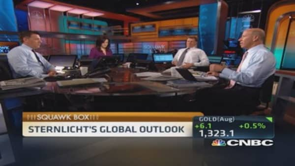 Rates aren't going anywhere: Sternlicht