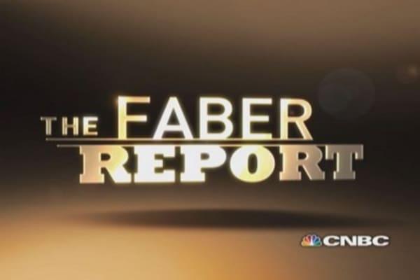 Faber Report: AbbVie sweetens bid for Shire