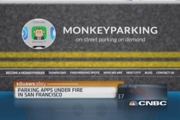 San Francisco not monkeying around