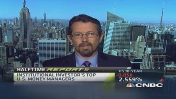 BlackRock top US money manager