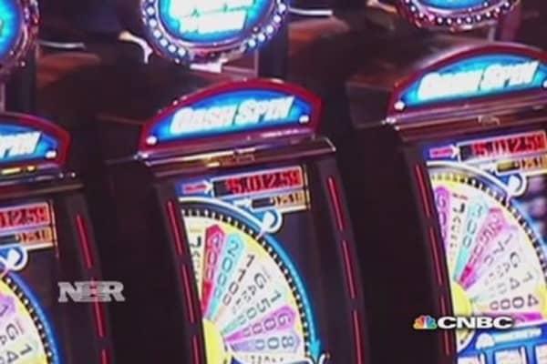 Casino oversaturation?