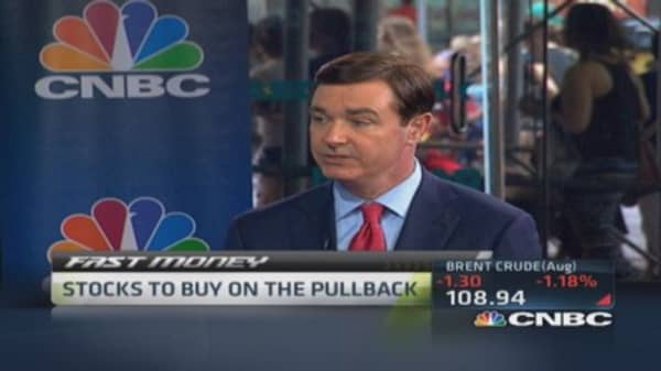 Pro's pullback picks: Amazon, Facebook & Google