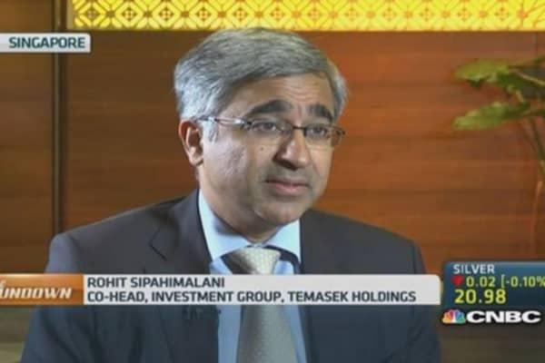 Temasek: Singapore, China weighed on returns