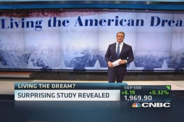 Redefining the American Dream