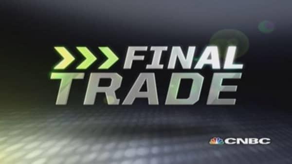 Fast Money Final Trade: UA, GLD, TLT, ETE