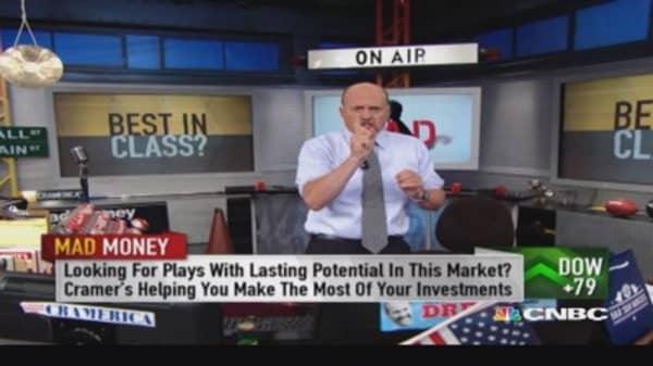 Major themes still in play: Cramer
