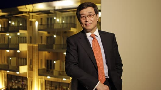 David Li, Former UBS' chairman of China operations.